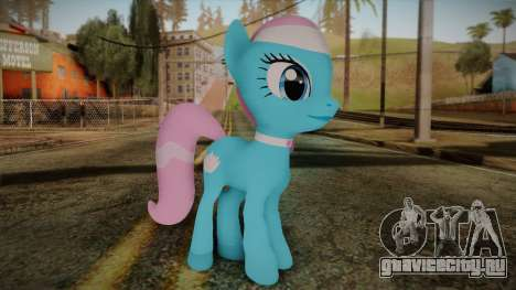 Lotus from My Little Pony для GTA San Andreas