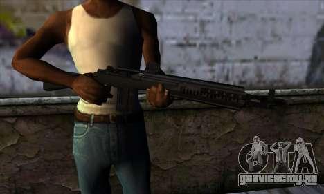 Rifle from State of Decay для GTA San Andreas третий скриншот