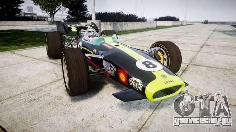 Lotus 49 1967 black для GTA 4