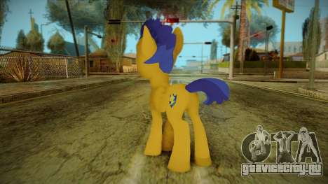 Flash Sentry from My Little Pony для GTA San Andreas второй скриншот