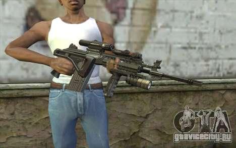 GALIL-TAC для GTA San Andreas третий скриншот