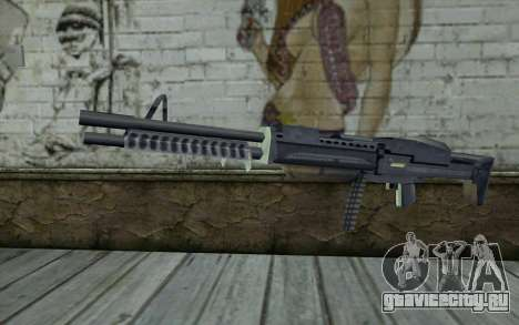 M60 from GTA Vice City для GTA San Andreas