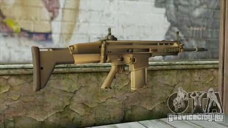 AK12 from Battlefield 4 для GTA San Andreas второй скриншот