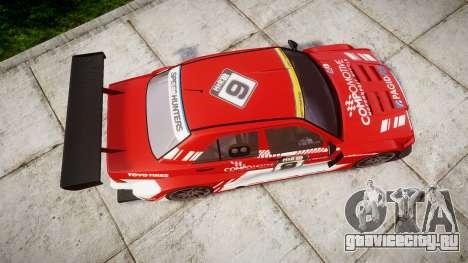 Mercedes-Benz 190E Evo II GT3 PJ 3 для GTA 4 вид справа