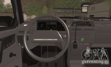 ВАЗ 2109 ППС для GTA San Andreas