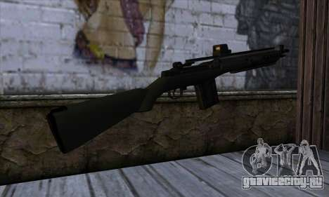 Rifle from State of Decay для GTA San Andreas второй скриншот