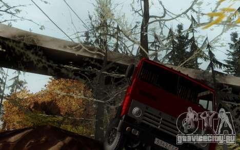 Трасса для бездорожья 3.0 для GTA San Andreas четвёртый скриншот