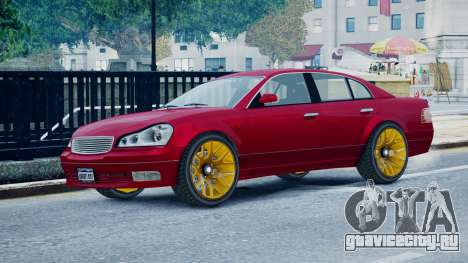 Intruder Sport для GTA 4