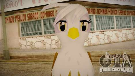 Gilda from My Little Pony для GTA San Andreas третий скриншот