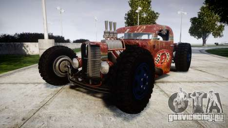 Dumont Type 47 Rat Rod PJ2 для GTA 4