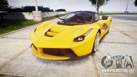 Ferrari LaFerrari [EPM] v1.2 для GTA 4