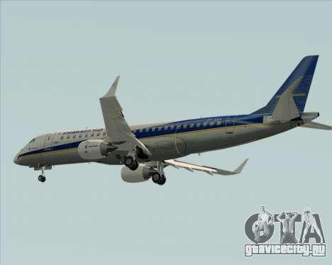 Embraer E-190-200LR House Livery для GTA San Andreas