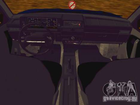 ВАЗ-2109 Универсал для GTA San Andreas вид справа