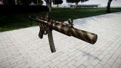 Пистолет-пулемёт MP5SD DRS FS