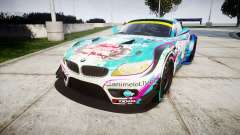 BMW Z4 GT3 2014 Goodsmile Racing для GTA 4