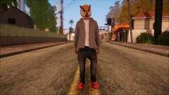 GTA 5 Online Skin 6 для GTA San Andreas