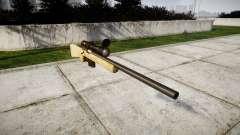 Снайперская винтовка с HQ текстурами