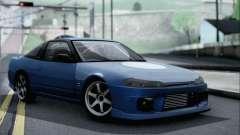 Nissan 180SX Facelift Silvia S15