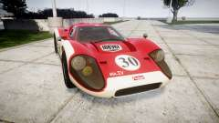 Ford GT40 Mark IV 1967 PJ Meyer 30 для GTA 4