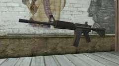 M4 from Sniper Воин-Призрак для GTA San Andreas