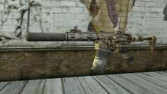 HoneyBadger from CoD Ghosts
