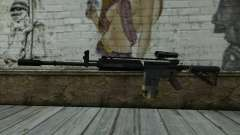 M4A1 from COD Modern Warfare 3 v2