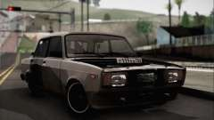 ВАЗ 2107 седан для GTA San Andreas