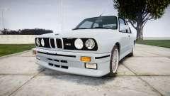 BMW M3 E30 1991 [EPM]