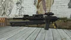 M4 MGS Aimpoint v3 для GTA San Andreas
