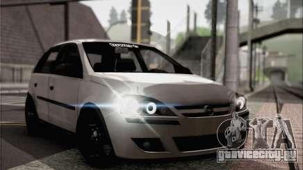 Opel Corsa 5-Doors для GTA San Andreas