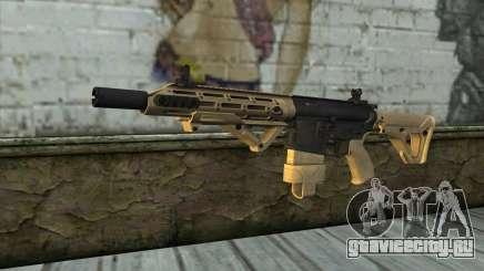 AR-25c для GTA San Andreas