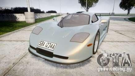 Mosler MT900 для GTA 4
