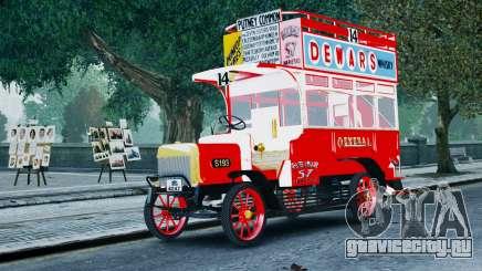 London Bus для GTA 4