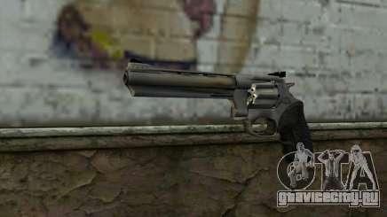 Revolver from Max Payne 3 для GTA San Andreas