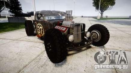Dumont Type 47 Rat Rod PJ1 для GTA 4