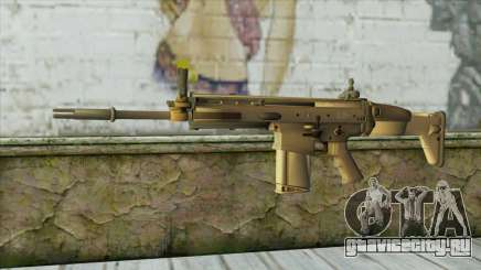 AK12 from Battlefield 4 для GTA San Andreas