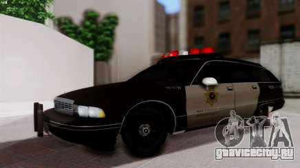 SD Chevy Caprice Station Wagon 1993 (1996) для GTA San Andreas