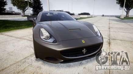 Ferrari California [EPM] v1.5 для GTA 4