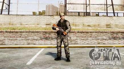 Medal of Honor LTD Camo2 для GTA 4