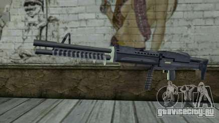 M60 from GTA Vice City для GTA San Andreas