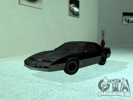 Pontiac Trans-Am K. A. R. Р. для GTA San Andreas