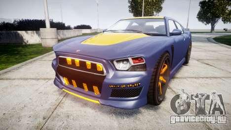 GTA V Bravado Buffalo Halloween Special для GTA 4