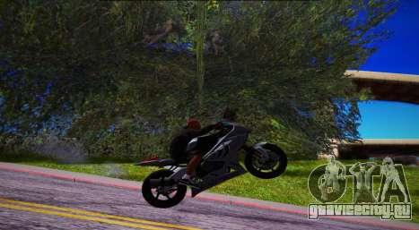 FaFan ENB series для GTA San Andreas второй скриншот