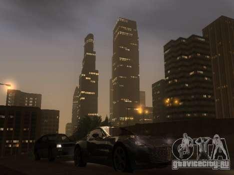 Простой ENB для слабых ПК для GTA San Andreas второй скриншот