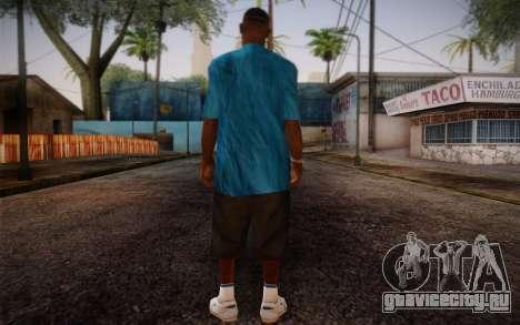 Ginos Ped 7 для GTA San Andreas второй скриншот