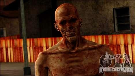 Outlast Skin 4 для GTA San Andreas третий скриншот