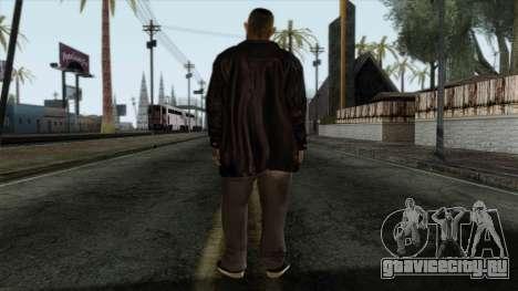 GTA 4 Skin 2 для GTA San Andreas второй скриншот