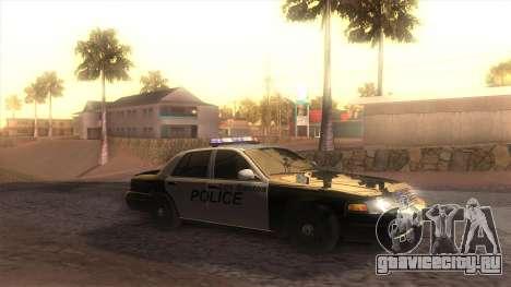 GTA 5 ENB для GTA San Andreas пятый скриншот