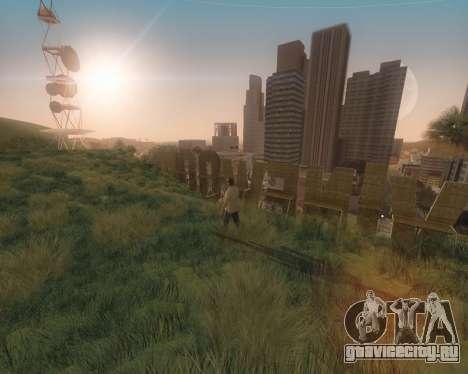 GTA 5 ENB для GTA San Andreas четвёртый скриншот