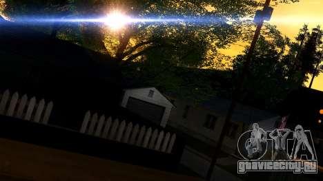 Forza Silver ENB Series для слабых ПК для GTA San Andreas третий скриншот